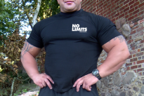 Logo - No Limits Teta Sports