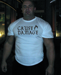 Logo - Cause Damage