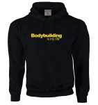 Logo 07 -  Bodybuilding is my life