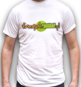 T-Shirt Freestyle Football