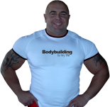 Logo - Bodybuildind is my life