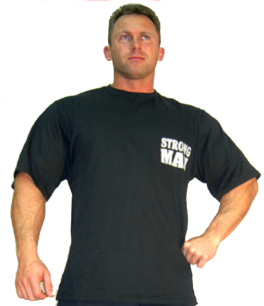 T-shirt StrongMan  (1271)
