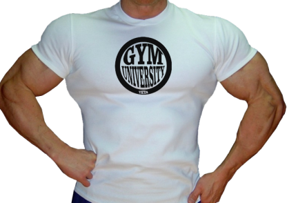 Logo- GYM University duży